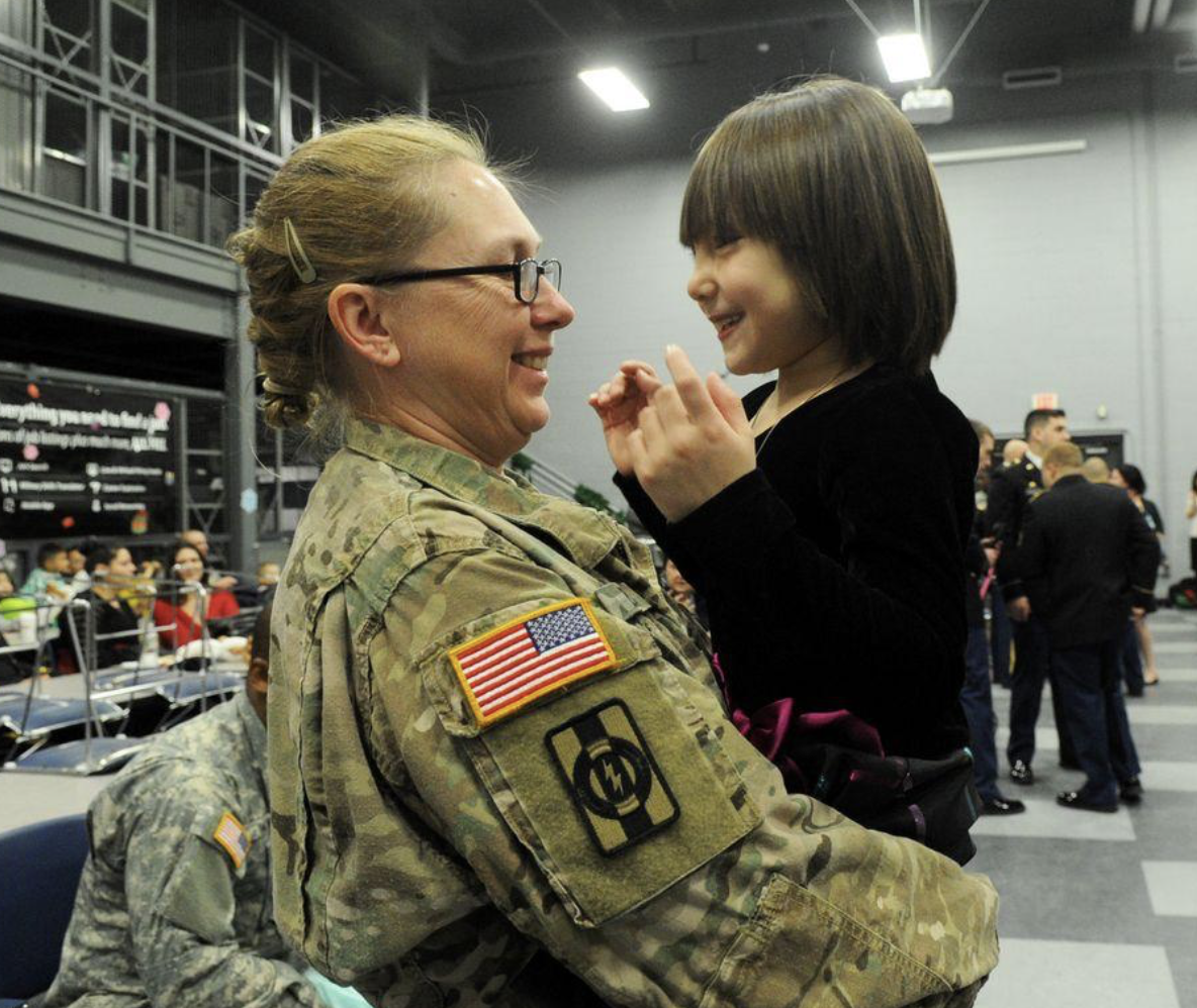 Milton native Emily Spencer honored for her work in supporting soldiers at war